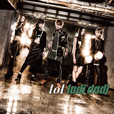 ladi dadi【CD+DVD】