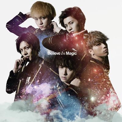 Believe In Magic(CD+DVD)