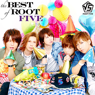 the BEST of ROOT FIVE(2枚組CD)