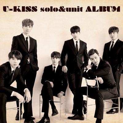 U-KISS solo&unit ALBUM(CD+Blu-ray+スマプラ)