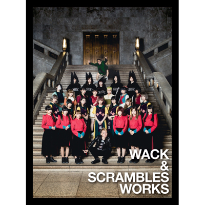 WACK & SCRAMBLES WORKS(CD+DVD)