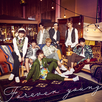 Forever young【SOLID盤】(CD+DVD)