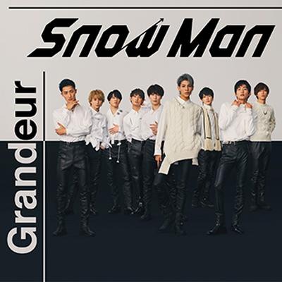 【初回盤A】Grandeur(CD+DVD)