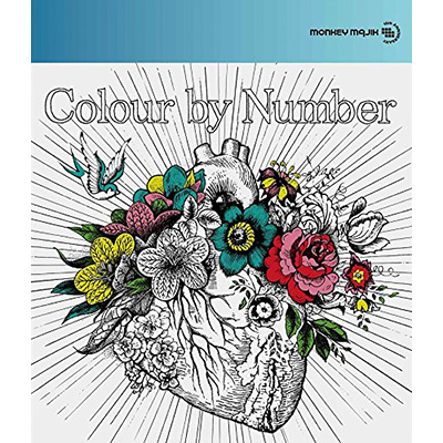 Colour by Number(CDのみ)