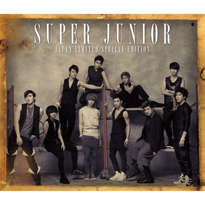 SUPER JUNIOR JAPAN LIMITED SPECIAL EDITION-SUPER SHOW3 開催記念盤-