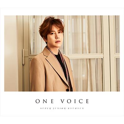 ONE VOICE(CD+LIVE DVD+スマプラ)