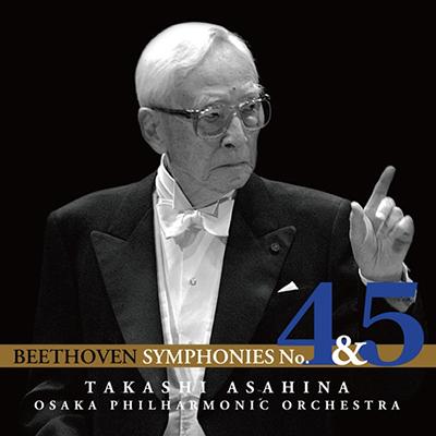 ベートーヴェン:交響曲第4番&第5番 ≪運命≫