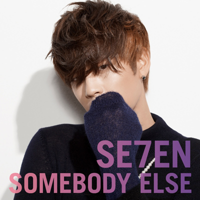 SOMEBODY ELSE(Music Clip盤)