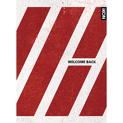 WELCOME BACK(2CD+2DVD+PHOTOBOOK)