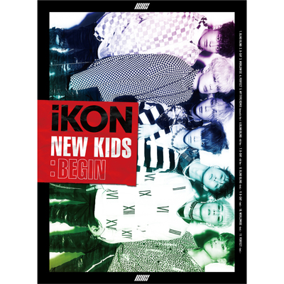 NEW KIDS:BEGIN(CD+DVD+スマプラ)