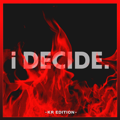 i DECIDE -KR EDITION-(CD)