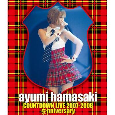 ayumi hamasaki COUNTDOWN LIVE 2007-2008 A(ロゴ)nniversary【Blu-ray】