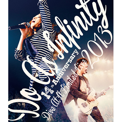 Do As Infinity 14th Anniversary~Dive At It limited Live 2013~(Blu-ray)