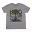 SUPERGO JACKBEAT Tシャツ(グレー)