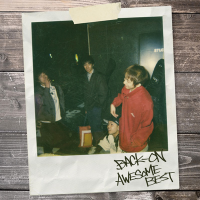 AWESOME BEST(2枚組CD+Blu-ray)