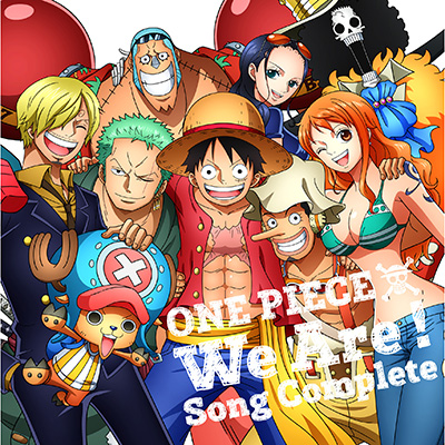 ONE PIECE ウィーアー!Song Complete(CD)