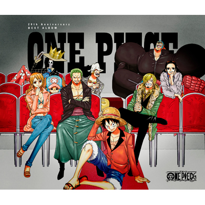 ONE PIECE 20th Anniversary BEST ALBUM (3枚組CD)<通常版>
