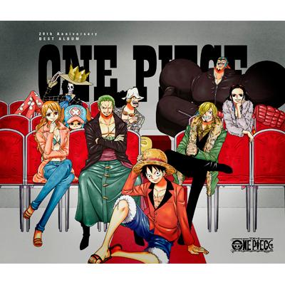 ONE PIECE 20th Anniversary BEST ALBUM (3枚組CD)<通常版>