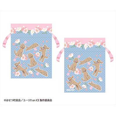 ユーリ!!! on ICE 巾着 02 長谷津の桜