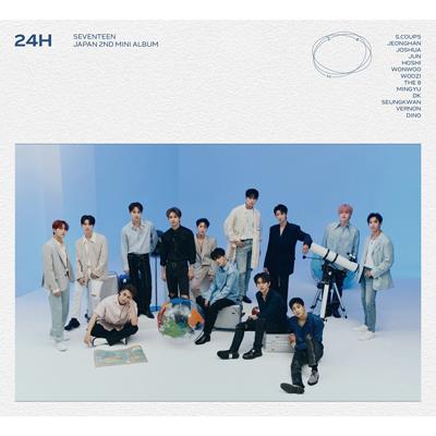 【初回限定盤A】24H(CD+フォトブックA+フォトカードA)