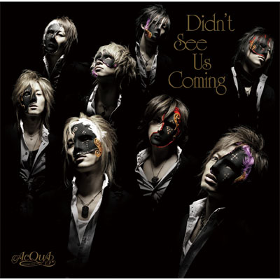 Didn't See Us Coming [初回限定盤]DVD付