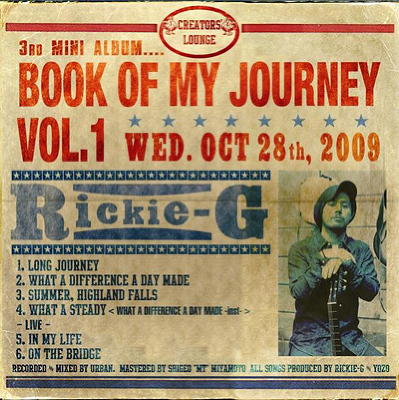 BOOK OF MY JOURNEY VOL.1