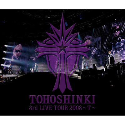 TOHOSHINKI LIVE CD COLLECTION ~T~