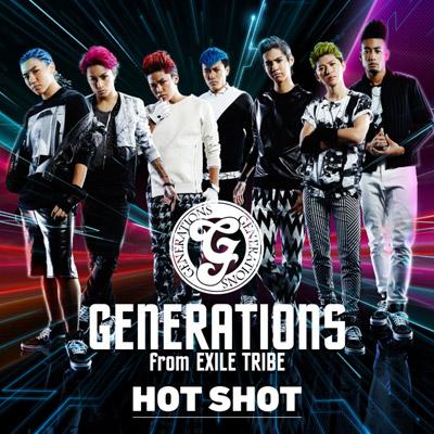 HOT SHOT(CD+DVD)