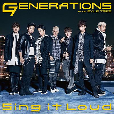 Sing it Loud(CD)