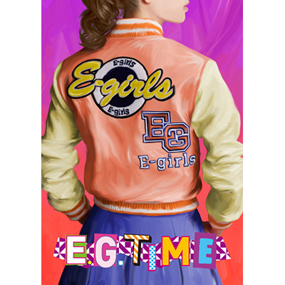E.G. TIME(CD+3DVD)