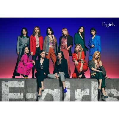 E-girls(2CD+2DVD)