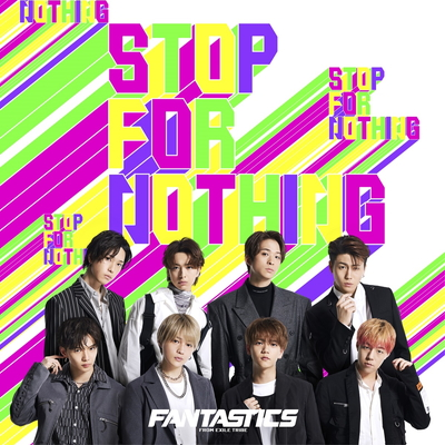 STOP FOR NOTHING(CD)