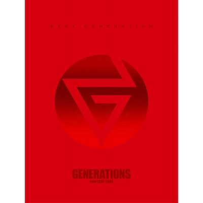 BEST GENERATION【数量限定生産盤】(3CD+4Blu-ray)
