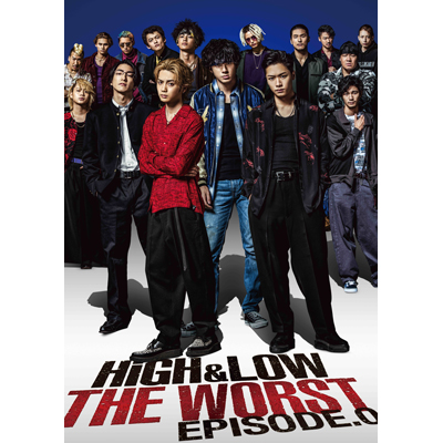 HiGH&LOW THE WORST EPISODE.0(2Blu-ray)