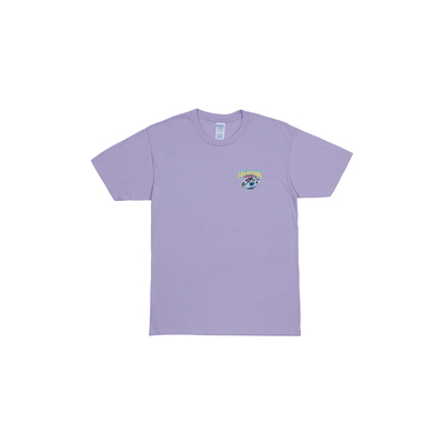 [TREASURE MAP] TREASURE T-SHIRTS TYPE 2 PURPLE