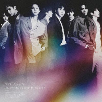 【通常盤】UNIVERSE : THE HISTORY (CD)