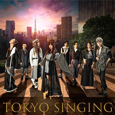 【初回限定書籍盤】TOKYO SINGING(CD+ブックレット)