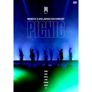 MONSTA X, JAPAN FAN CONCERT 2019【PICNIC】(2枚組DVD)