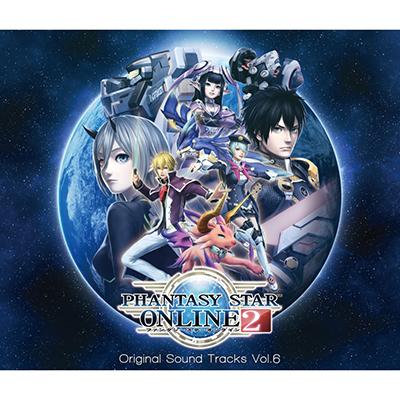 ファンタシースターオンライン2 オリジナルサウンドトラック Vol.6(4枚組CDアルバム)