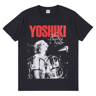 YOSHIKI TシャツA