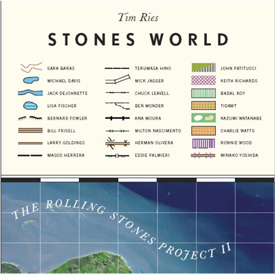 STONES WORLD~THE ROLLING STONES PROJECT II~