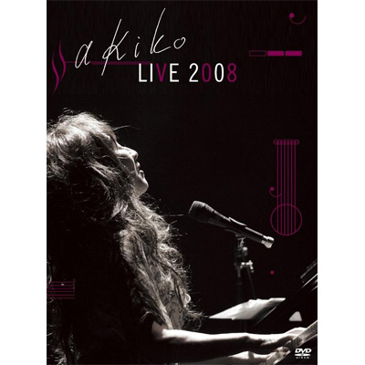 akiko - Live 2008 -