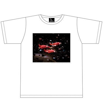 Yellow Magic OrchestraフォトTシャツ:遊泳【白】