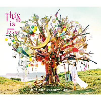 THIS IS ME~絢香 10th anniversary BEST~(3枚組CD)