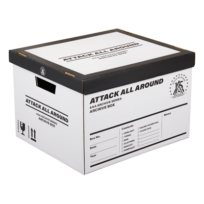 ARCHIVE BOX -ATTACK ALL AROUND-