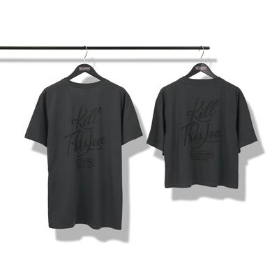 Tシャツ(GRAY/Short)