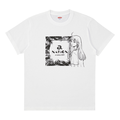 Tシャツ(WHITE)XL