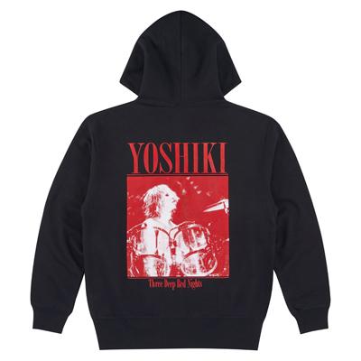YOSHIKIパーカーA(M)