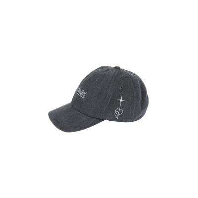 [H.Y.L.T] BLACKPINK BALLCAP DENIM BLACK