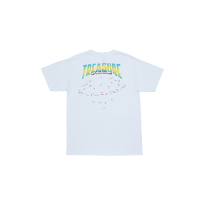 [TREASURE MAP] TREASURE T-SHIRTS TYPE 2 WHITE M